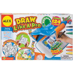 top ten best gift ideas for kids 9-12 draw like a pro alex toys