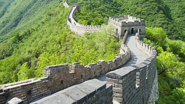 Fun Facts For Kids The Great Wall Of China